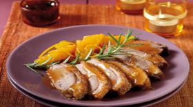 Πάπια πορτοκάλι απο την μαγειρική «πέννα» του Γιάννη Γκελντή