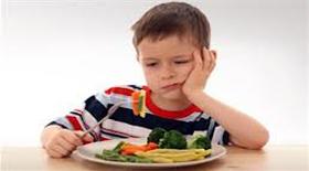 Παιδική διατροφή και αύξηση βάρους