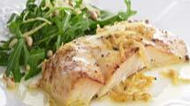 Γεμιστή πέρκα απο την μαγειρική «πέννα» του Γιάννη Γκελντή