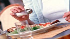 Υπέρταση και κατανάλωση αλατιού