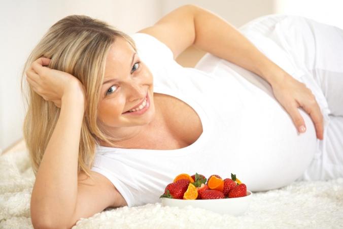 Αντιοξειδωτικά και εγκυμοσύνη