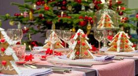 Ισορροπημένη διατροφή δεν σημαίνει αποχή από το γιορτινό κλίμα!