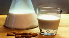 «Γάλα» (ρόφημα) αμυγδάλου, είναι καλύτερο να το φτιάξετε μόνοι σας!