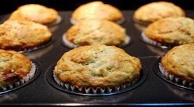 Muffins με καρότο και ανανά
