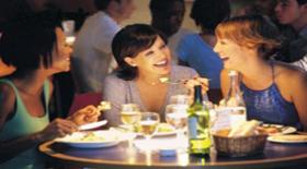Τα γεύματα σε εστιατόρια διπλασιάζουν την πιθανότητα τροφικής δηλητηρίασης