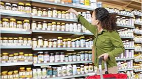 Συμπληρώματα διατροφής στα σούπερ μάρκετ....Στέκονται από μόνα τους;