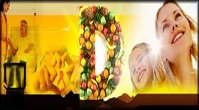 Η βιταμίνη D, προστάτης στο καρκίνο