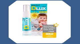 Dlux Infant: Η καινοτόμος μορφή βιταμίνης D για βρέφη ΠΡΩΤΗ στις προτιμήσεις των μαμάδων!!