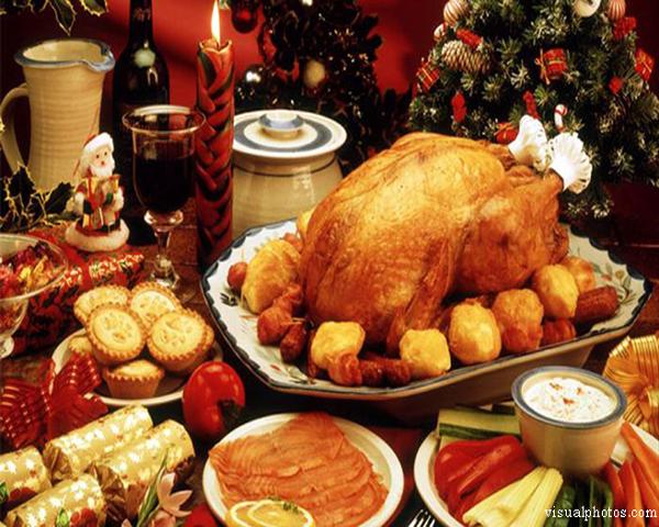 Η διατροφή μας κατά τη διάρκεια των Χριστουγεννιάτικων εορτών