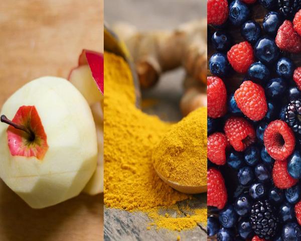 Η κουρκουμίνη, τα κόκκινα σταφύλια και τα μήλα καταπολεμούν τον καρκίνο του προστάτη σε πειραματόζωα