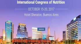 Νικητής Διαγωνισμού για το 21ο Διεθνές συνέδριο διατροφής (IUNS) στο Buenos Aires της Αργεντινής