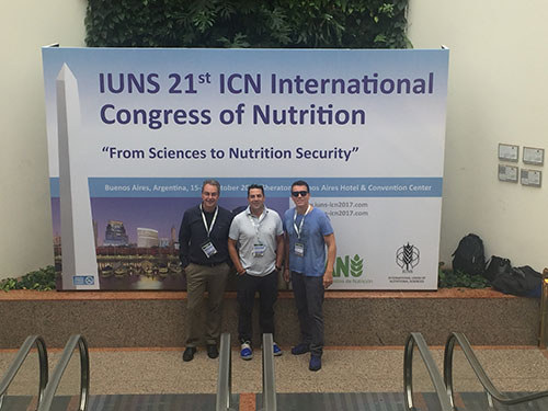 21ο Διεθνές συνέδριο διατροφής (IUNS 2017)