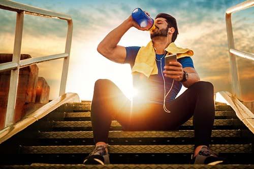 Είναι η περισσότερη πρωτεΐνη απαραίτητη για την αποκατάσταση των μυών?
