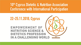 10th Cyprus Dietetic & Nutrition Association Conference with International Participation