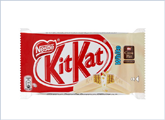 Σοκολάτα Kit Kat white Nestle
