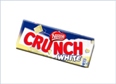 Σοκολάτα Crunch white Nestle