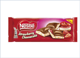 Σοκολάτα Strawberry & Cheesecake Nestle