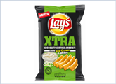 Πατατάκια Xtra Wave sour cream and onion Lay's