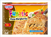 Πίτσα Funatic Margherita Dr. Oetker